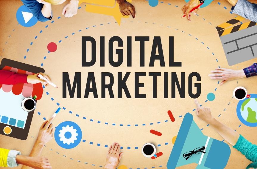 Digital Marketing trợ thủ đắc lực trong chiến lượcMarketing