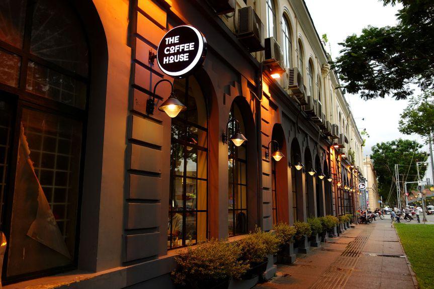 Hạt Arabica đến từ The CoffeeHouse