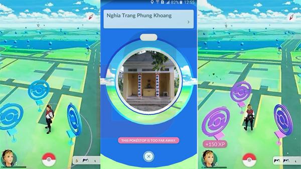 huong-dan-nhan-cac-vat-pham-tu-Pokestops-game-pokemon-go